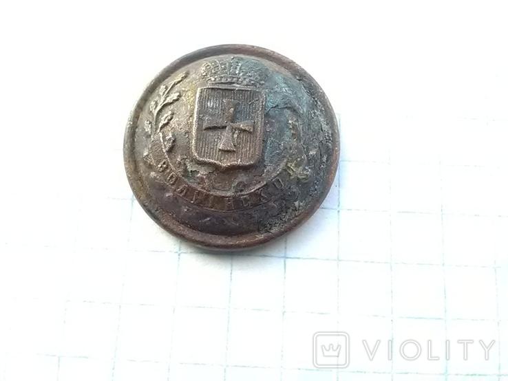 Пуговица Волынской губернии, фото №5