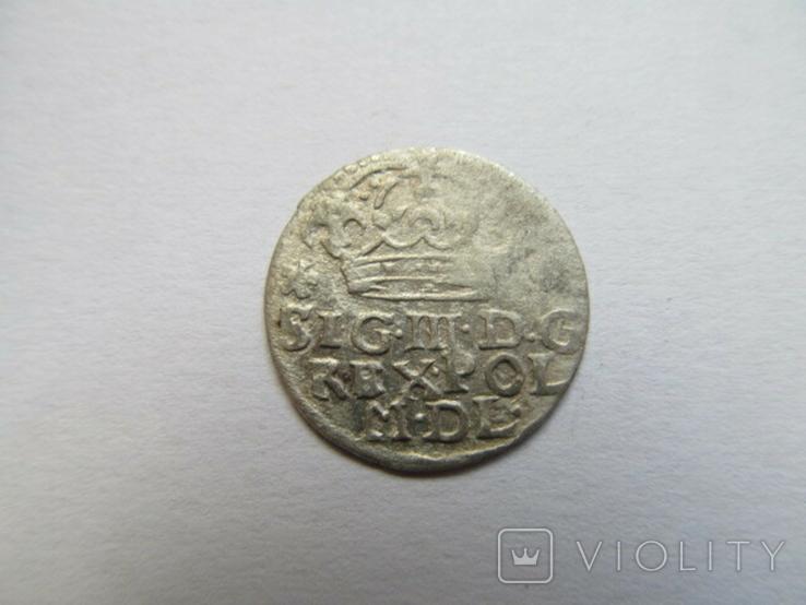 Грош 1624 год, фото №2