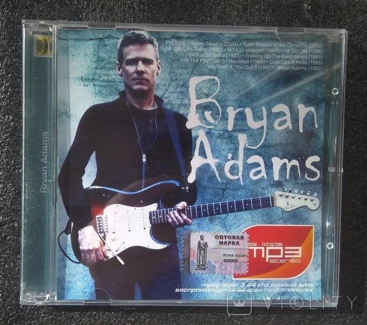 Брайан Адамс / Bryan Adams - CD, фото №2