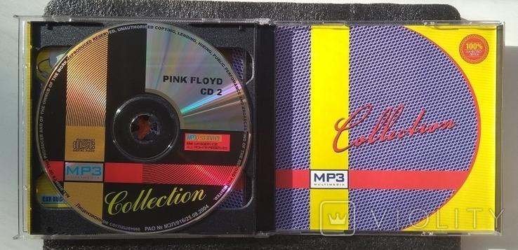 Pink Floyd / Пінк Флойд. Подвійний CD-альбом. Колекція МР3., фото №4