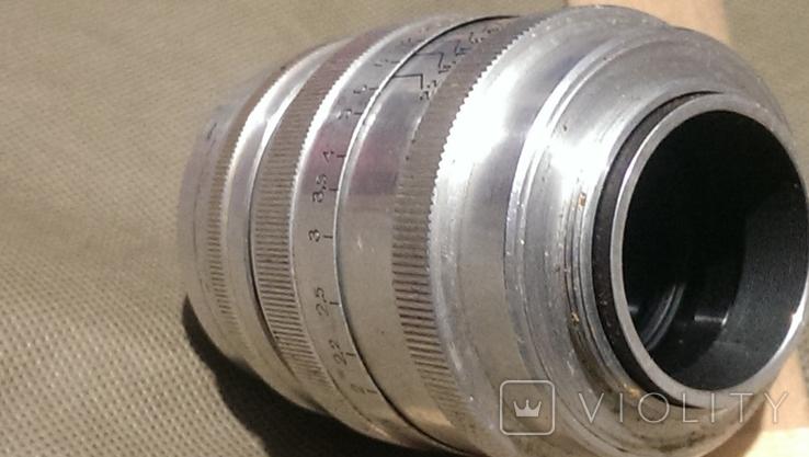 Юпитер 9. Объектив СССР. № 5702501., фото №12