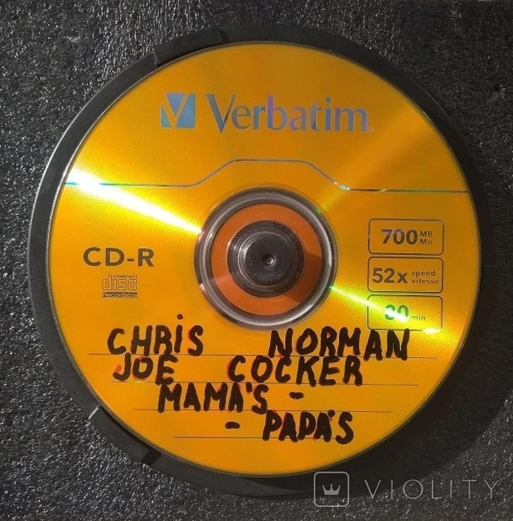 """""""ВОХ"""" №6. Рок-гурти та виконавці. 10 СD-дисків. Від """"The Beatles"""" до """"The Byrds"""", фото №7"""
