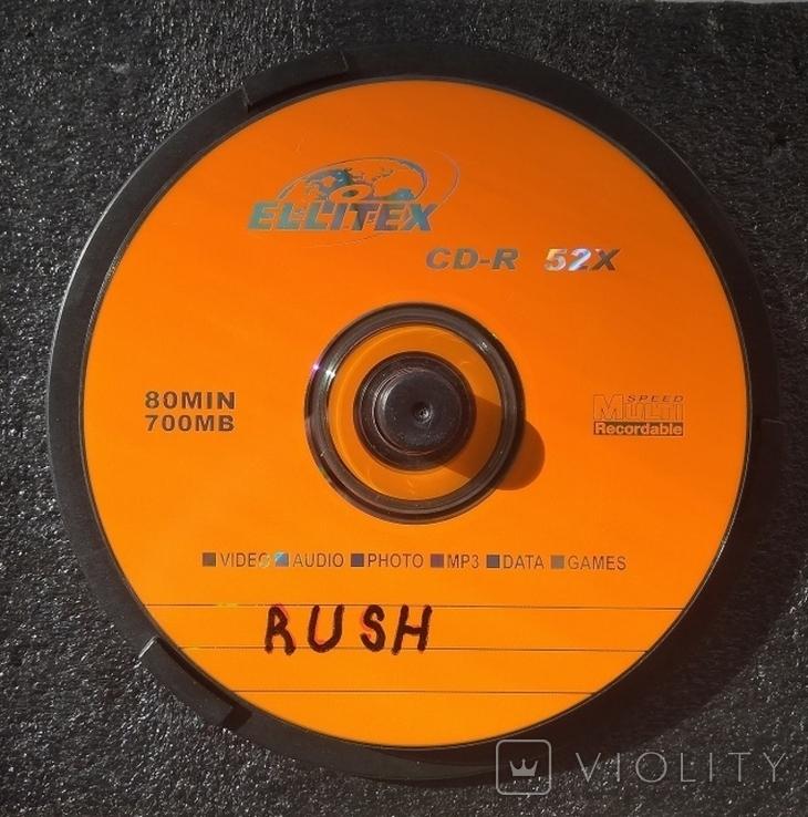 """""""ВОХ"""" №6. Рок-гурти та виконавці. 10 СD-дисків. Від """"The Beatles"""" до """"The Byrds"""", фото №9"""