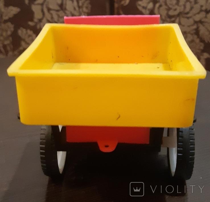 Игрушка Грузовой автомобиль 70г. 5-ь машинок одним лотом, фото №8