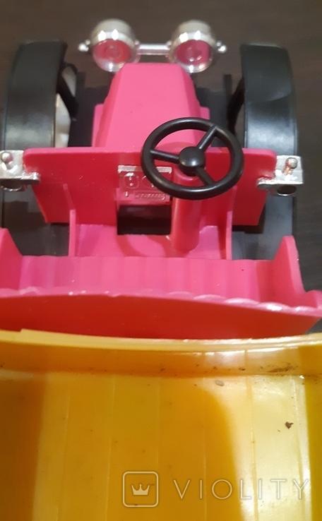 Игрушка Грузовой автомобиль 70г. 5-ь машинок одним лотом, фото №11