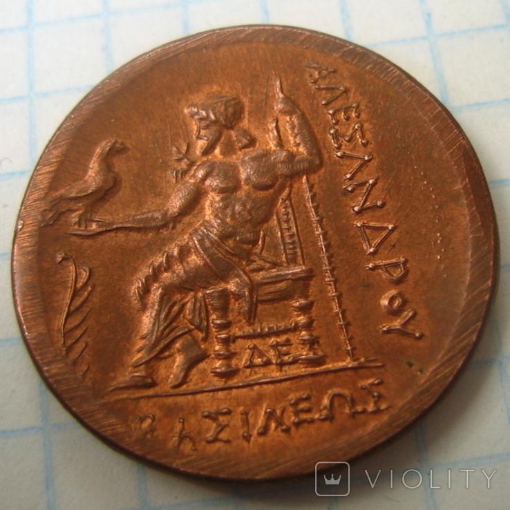Копия.Александр Македонский, Древняя Греция., фото №8
