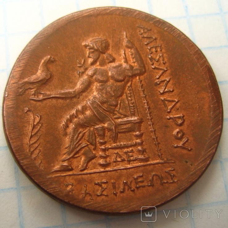 Копия.Александр Македонский, Древняя Греция., фото №11