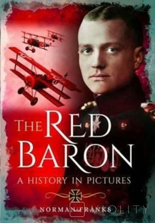 Red Baron pilot - фирменная кожаная куртка, фото №13