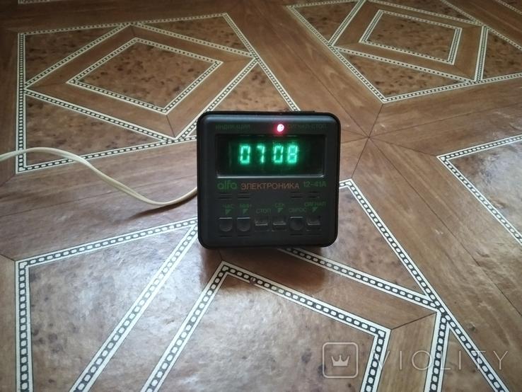 Электроника 12-41а ссср, фото №2
