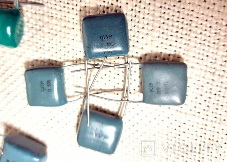 Конденсаторы К73-17, К73-9, фото №5