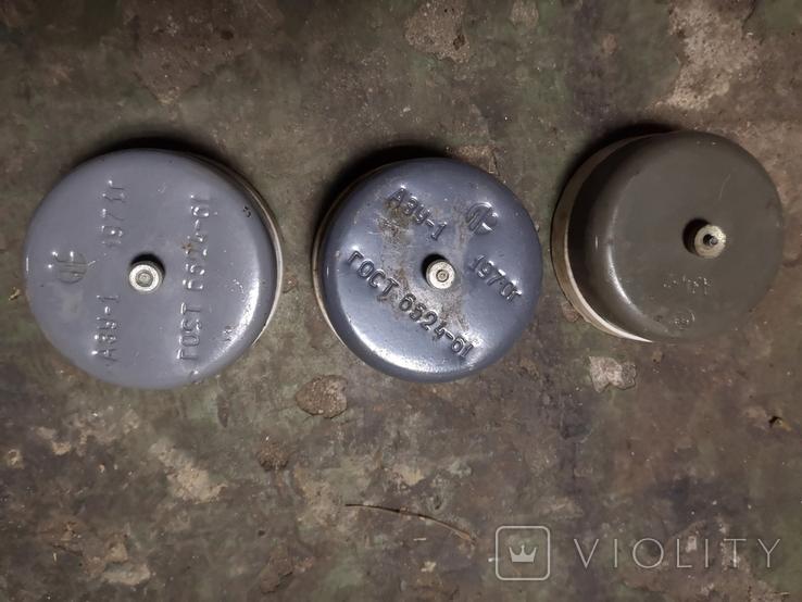 АЗУ абонентские защитные устройства 3 шт, фото №2
