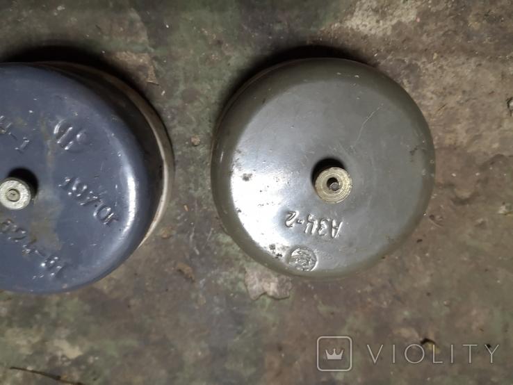 АЗУ абонентские защитные устройства 3 шт, фото №9