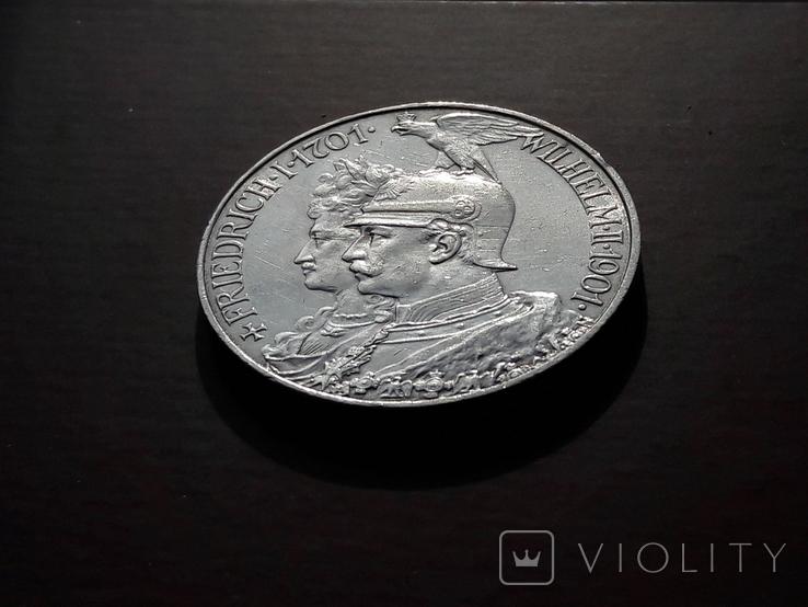 5 марок 1901 года 200 лет династии, фото №6