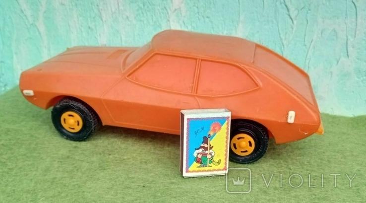 Машинка СССР клейма Москвич, фото №4