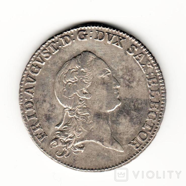 2/3 талера 1770 р,, фото №2