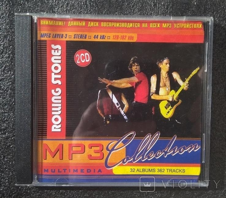 Rolling Stones / Роллінг Стоунз. Подвійний CD-альбом. Колекція МР3., фото №2
