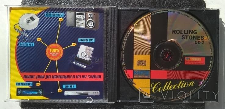 Rolling Stones / Роллінг Стоунз. Подвійний CD-альбом. Колекція МР3., фото №4