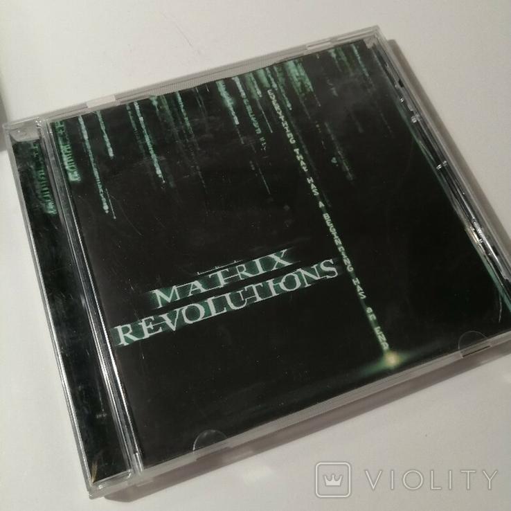 Matrix Revolution - музыка из кинофильма CD, фото №2