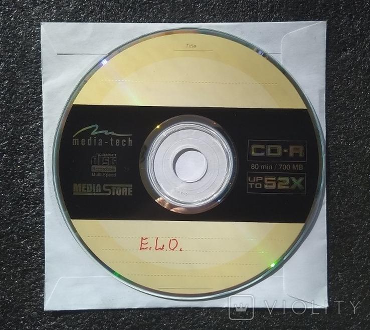 Рок-музика. 4 CD. Minibox 1., фото №3