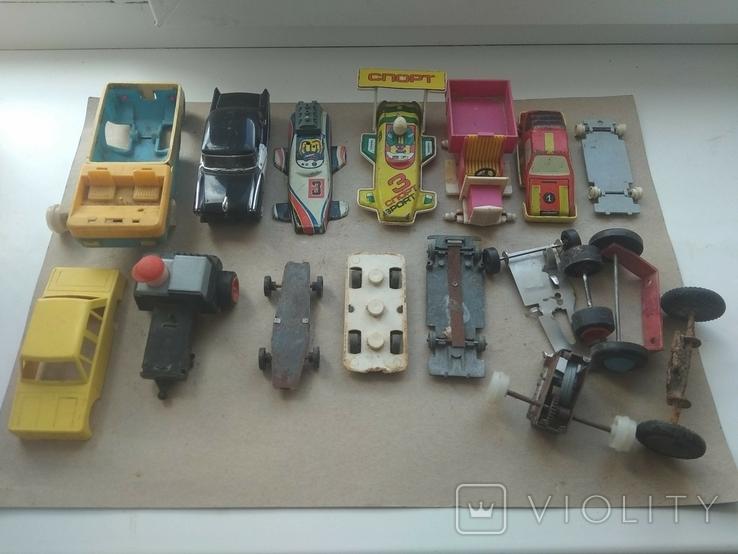 Машинки на восстановление + запчасти., фото №3