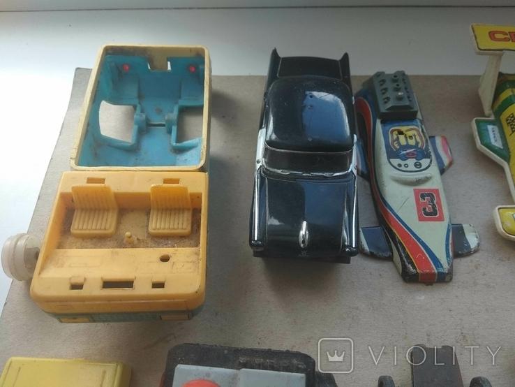 Машинки на восстановление + запчасти., фото №6