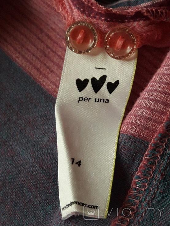 Женская вышитая рубаха Peruna. Индия. Ручная работа, фото №8