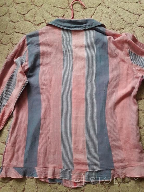 Женская вышитая рубаха Peruna. Индия. Ручная работа, фото №12