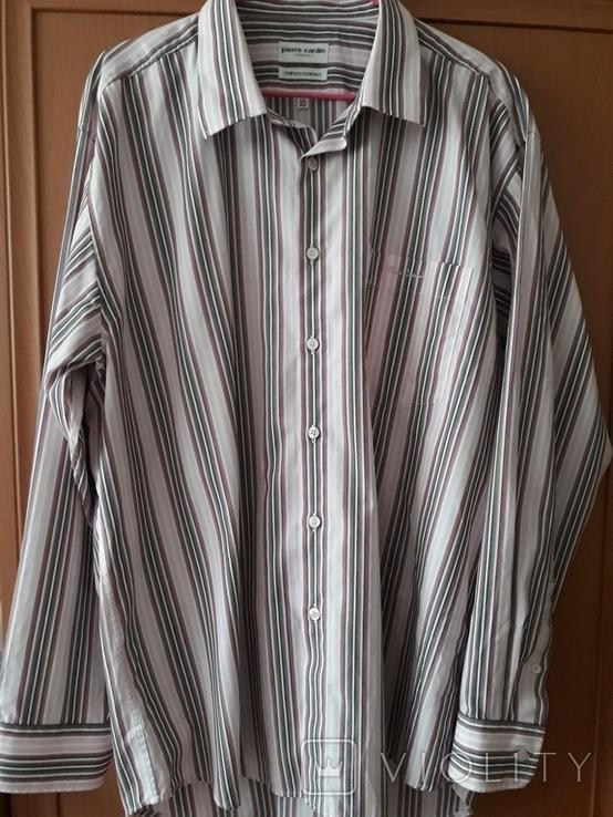 Рубашка мужская Pierre Cardin, хлопок, фото №2