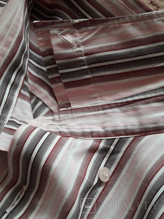 Рубашка мужская Pierre Cardin, хлопок, фото №7