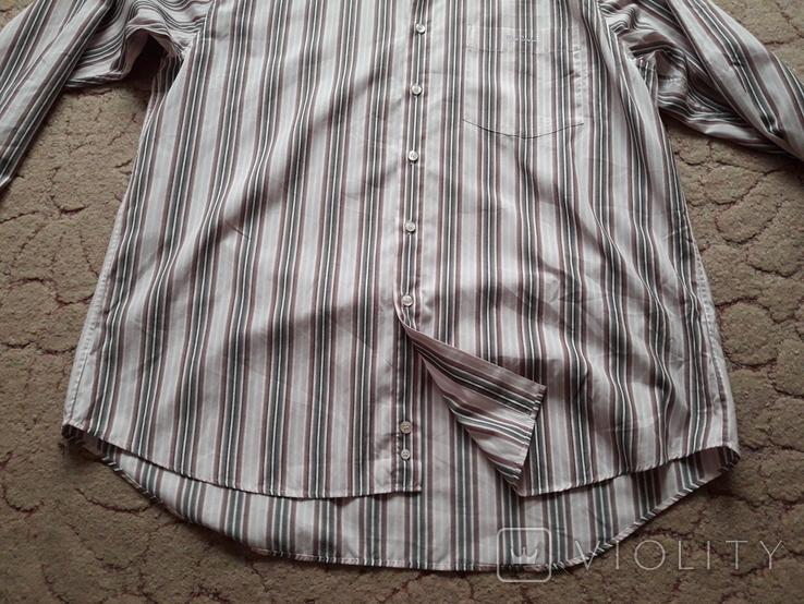 Рубашка мужская Pierre Cardin, хлопок, фото №8