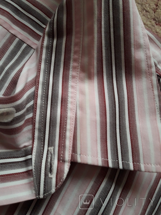 Рубашка мужская Pierre Cardin, хлопок, фото №12