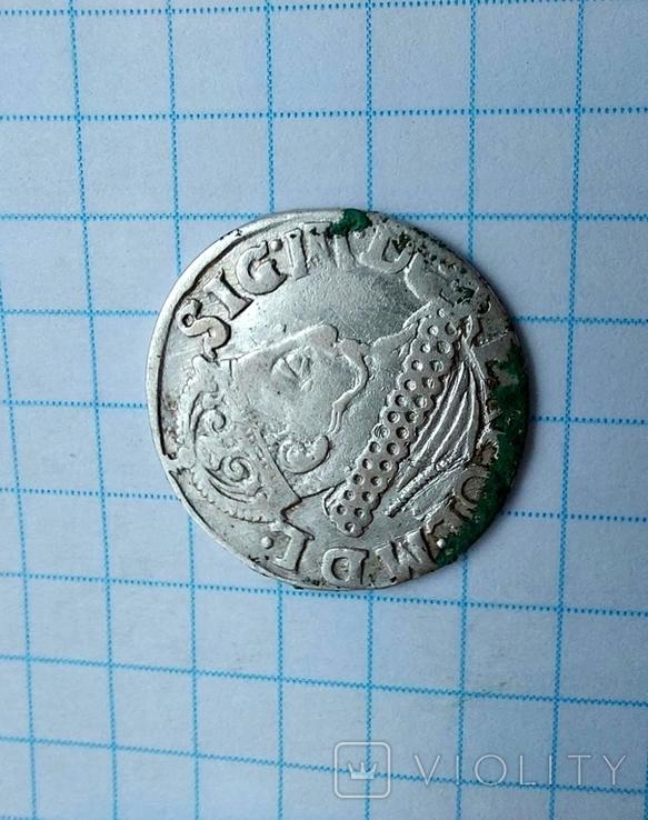 Трояк 1621 р, фото №4