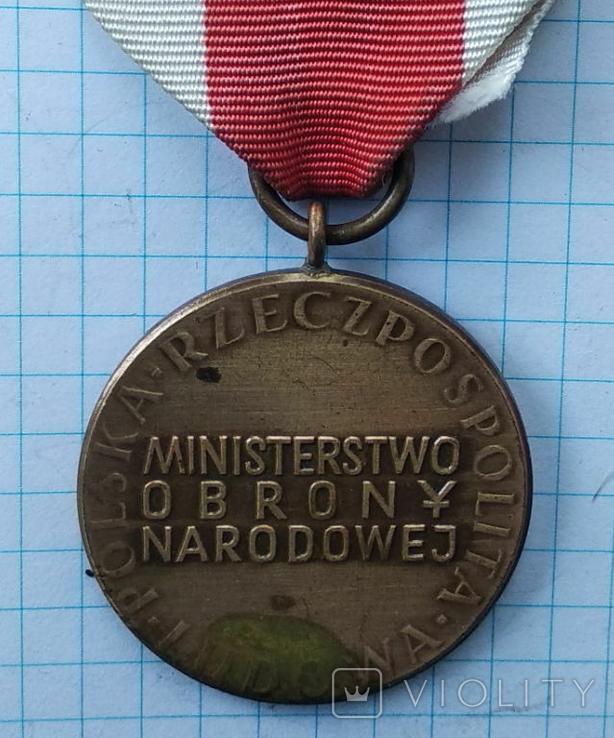 """Медаль """"За заслуги"""", фото №5"""
