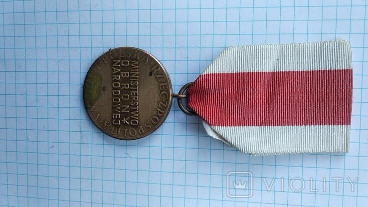 """Медаль """"За заслуги"""", фото №7"""
