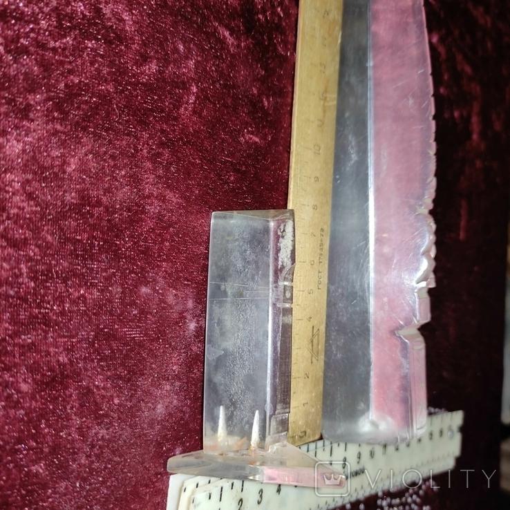 Два сувенира из плексигласа. Один без основания., фото №9