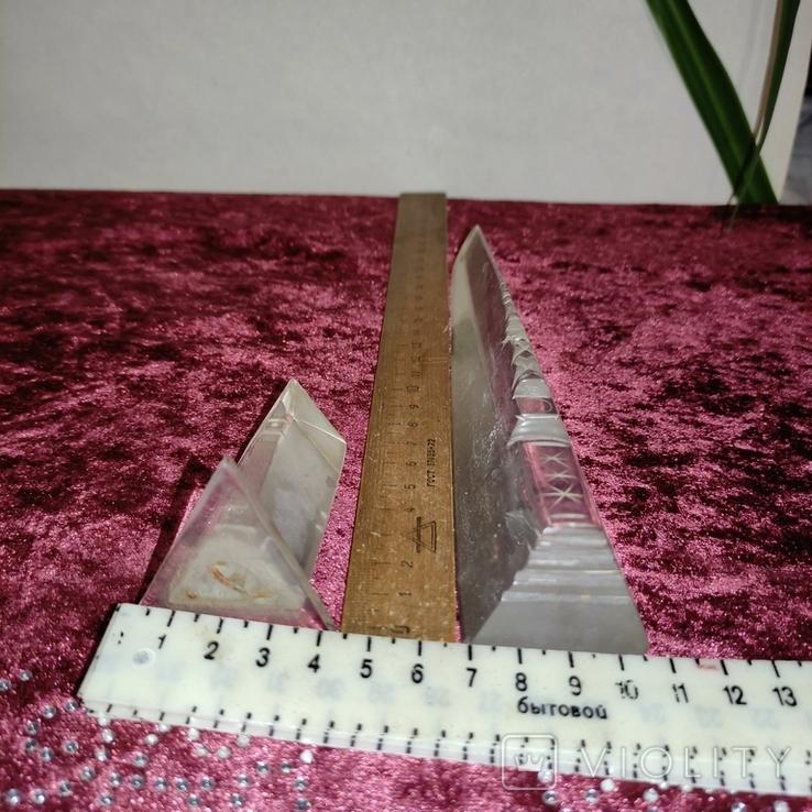 Два сувенира из плексигласа. Один без основания., фото №11