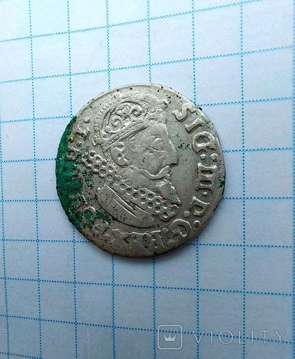 Трояк 1624 р, фото №2
