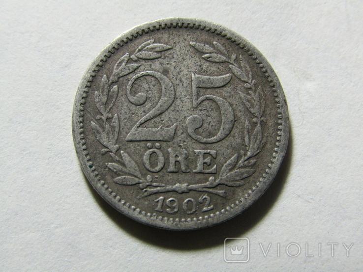 25 ере 1902 Швеция, фото №2