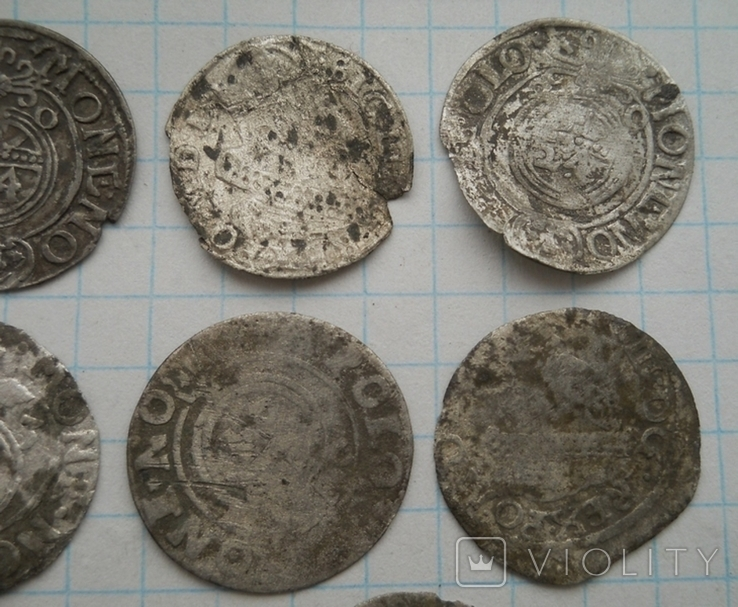 Монеты Польши, фото №4