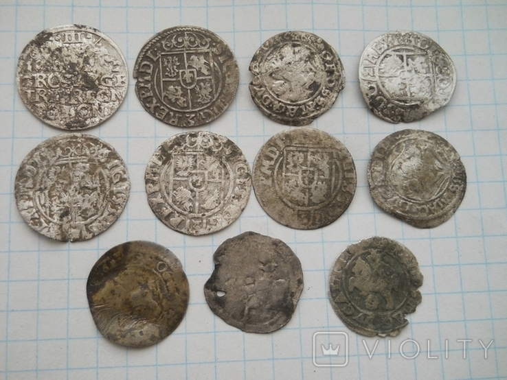 Монеты Польши, фото №6