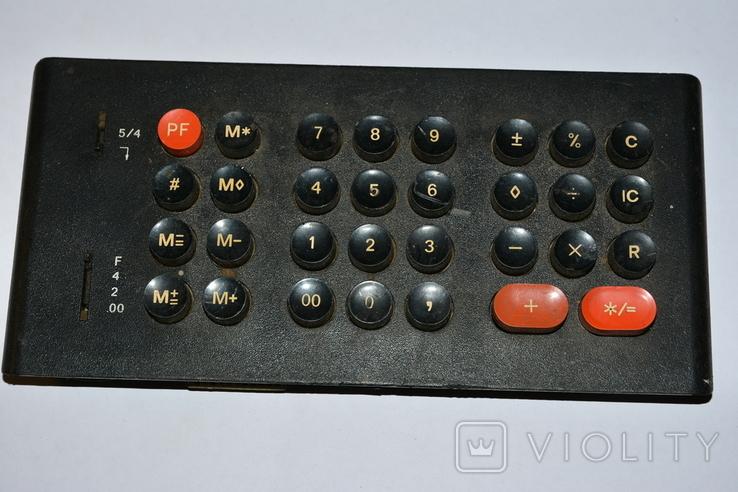 Герконовая клавиатура от неизвестного прибора., фото №2