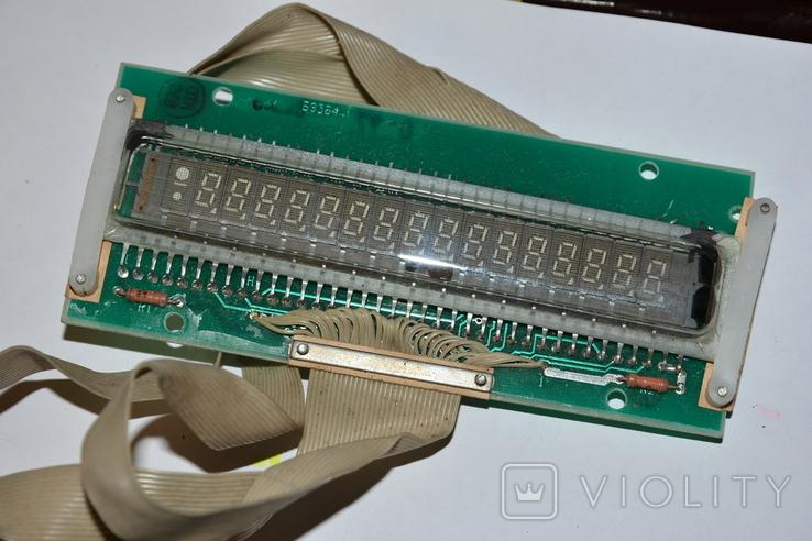 Индикаторное табло., фото №3