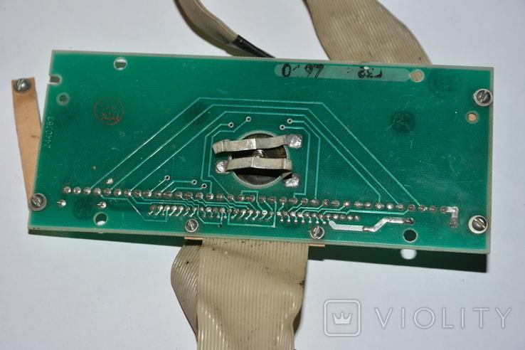 Индикаторное табло., фото №4