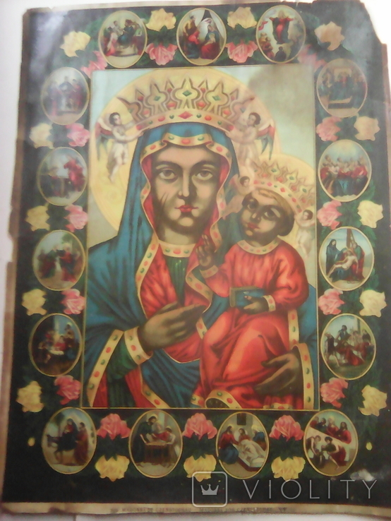 Madonna de czenstochau, фото №2