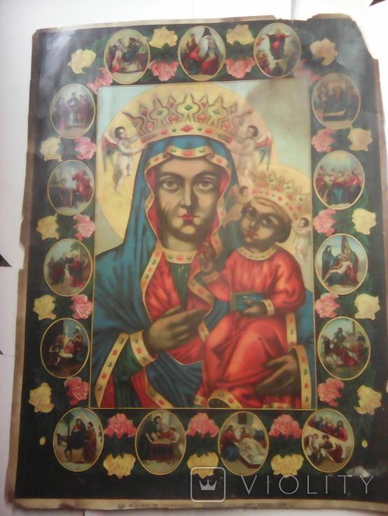 Madonna de czenstochau, фото №3