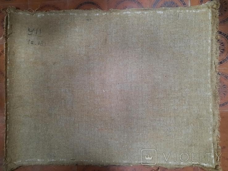 Картина Казаки. Копия, фото №10