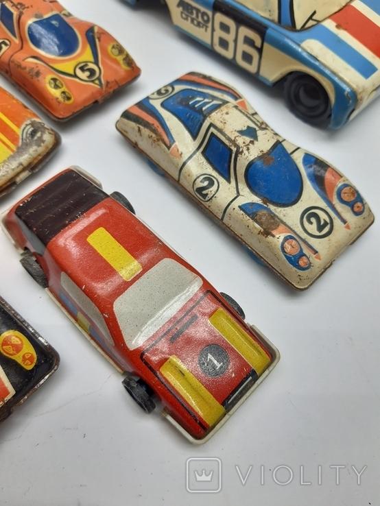 Машинки гоночные СССР, фото №6