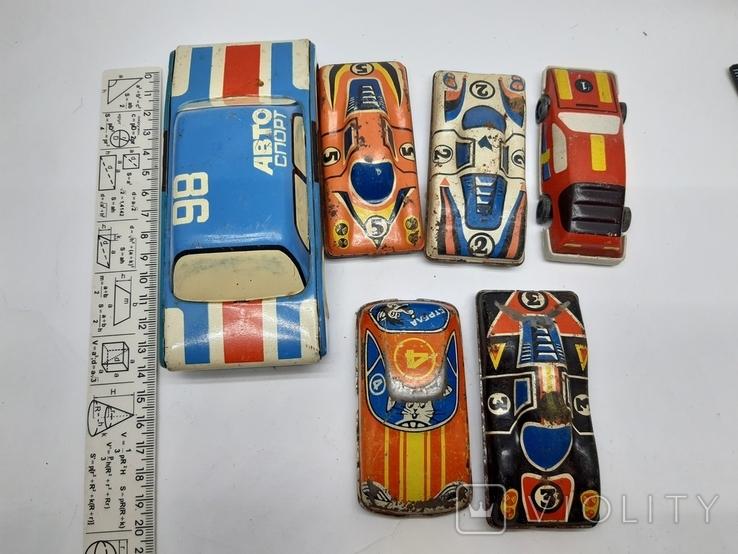 Машинки гоночные СССР, фото №10