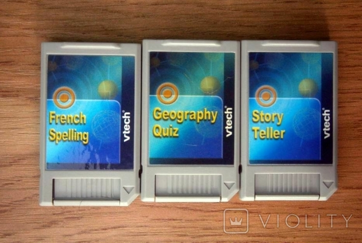 Vtech Games story teller игра картридж..., фото №2