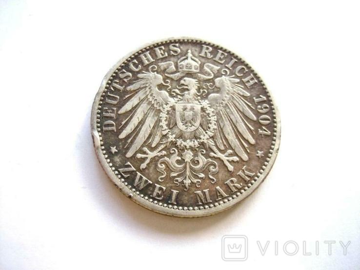 2 марки 1904 рік, фото №5